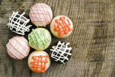 Bombons de chocolate — Fotografia Stock