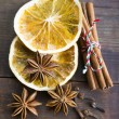 Spices for mulled wine — Stock Photo #60473711