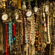 Colorful beads and watches — Stock Photo #61432751