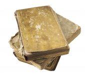 Old vintage books — Stock Photo