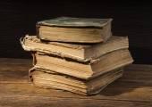 Libros antiguos vintage — Foto de Stock