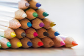 Colored Pencils — Stockfoto