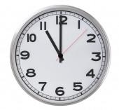 11 o'clock — Zdjęcie stockowe