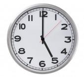 5 o'clock — Zdjęcie stockowe