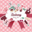 Bakery and sweets — Stock Vector #53812255