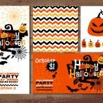 Halloween background — Stock Vector #54033767