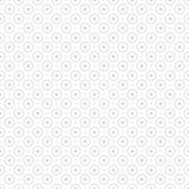 Seamless pattern with circles and dots, vector background — ストックベクタ