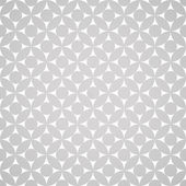 Vector geometric pattern, simple background. White and grey texture — Stock Vector