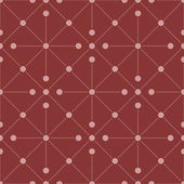 Abstract geometric endless pattern, vector seamless background — Stockvektor