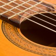 Classical Guitar Detail — Stock Photo #59551235