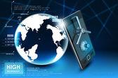 数据安全概念 — 图库照片