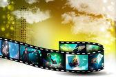 Media concept — Stock Photo