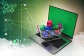 オンライン ショッピングの概念 — ストック写真