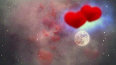 Love intro — Wideo stockowe