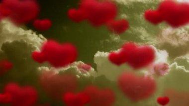 Love intro — Stock Video