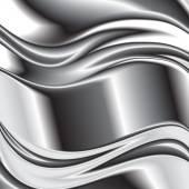 Metalen textuur achtergrond. Vector 1 — Stockvector