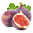 Figs fruits isolated on the white background — Stock Photo #52492529
