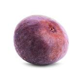 Frutta fichi isolato su sfondo bianco — Foto Stock