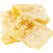 Honeycombs isolated on the white background — Stock Photo #67376657