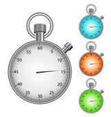 Stop watch — Stock Vector