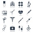 Medical icons set — Stock Vector #52287855