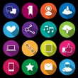 Social Media Icons — Stock Vector #53323811