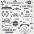 Vintage design elements — Stock Vector #53850683