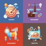 SEO design concepts — Stock Vector #55462339