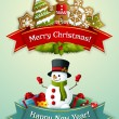 Christmas banner set — Stock Vector #56830423