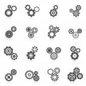 Cog Wheel Icon — Stock Vector