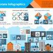 Real Estate Infographics — Stock Vector #66913553