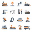 ������, ������: Production Line Icons
