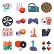 Game Icons Set — Stock Vector #71550807