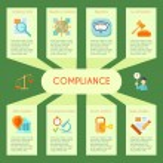 Compliance Infographics Set — Stock Vector #75872975