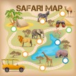 Постер, плакат: Safari Poster For Game