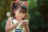 Chica asiática — Foto de Stock