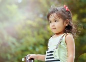 Asian girl — Foto de Stock
