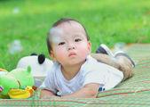 Asian baby — Stok fotoğraf
