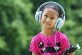 Asian girl — Stock Photo