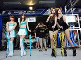 Race car — Zdjęcie stockowe