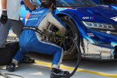 Racerbil — Stockfoto
