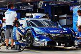 Raceauto — Stockfoto