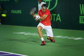 World Tennis Championship 2015 — Stock Photo
