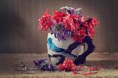 Kwiaty martwa — Zdjęcie stockowe