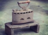Antik Eisen — Stockfoto