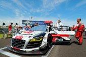 GRID WALK BURIRAM SUPER GT RACE 2015 — Stock Photo