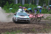 The Rally Championship — Stock Photo