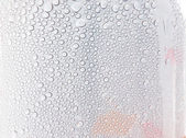 Water drops on a window — Stock Photo