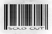 Product barcode with exclusive promotion — Foto de Stock