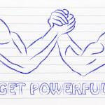 ������, ������: Trial of strength arm wrestling design